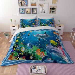 parure lit dauphin achat vente pas cher. Black Bedroom Furniture Sets. Home Design Ideas