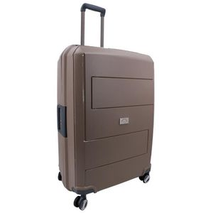 VALISE - BAGAGE Valise grande taille 75 cm 4 roulettes 100% Polypr