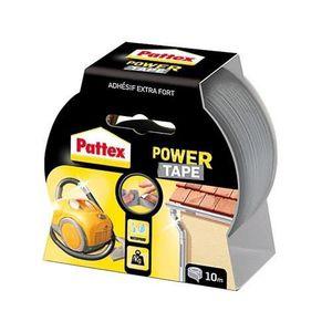 ADHÉSIF Adhésif super puissant Power tape Pattex Gris L10m