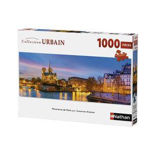 PUZZLE Puzzle Panorama de Paris 1000 pcs