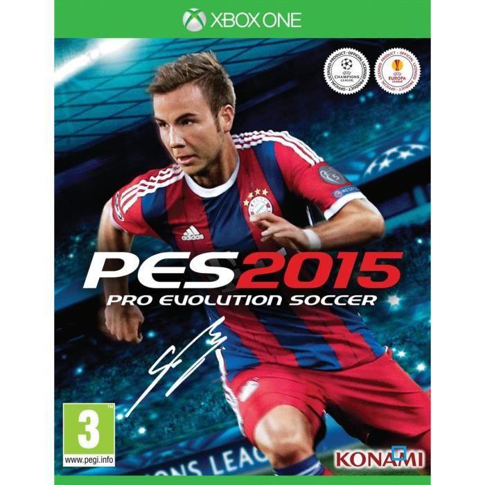 PES 2015 - Jeu Xbox One