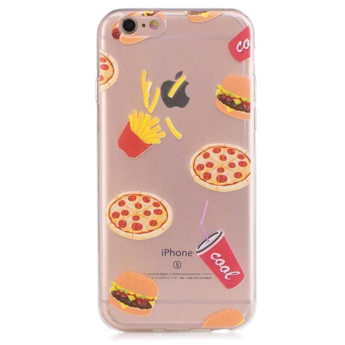 iphone 7 coque nourriture