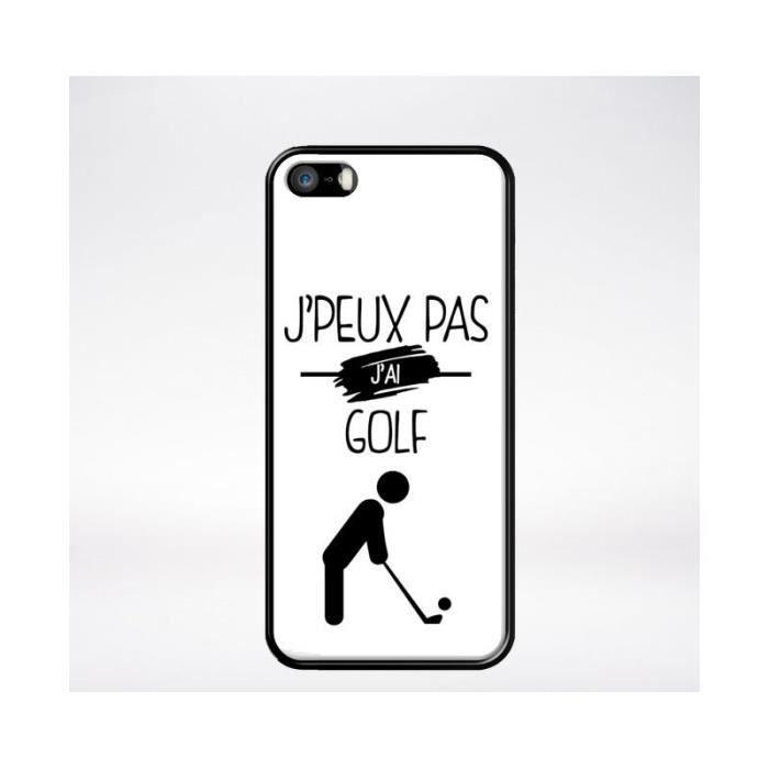 coque iphone 5 golf