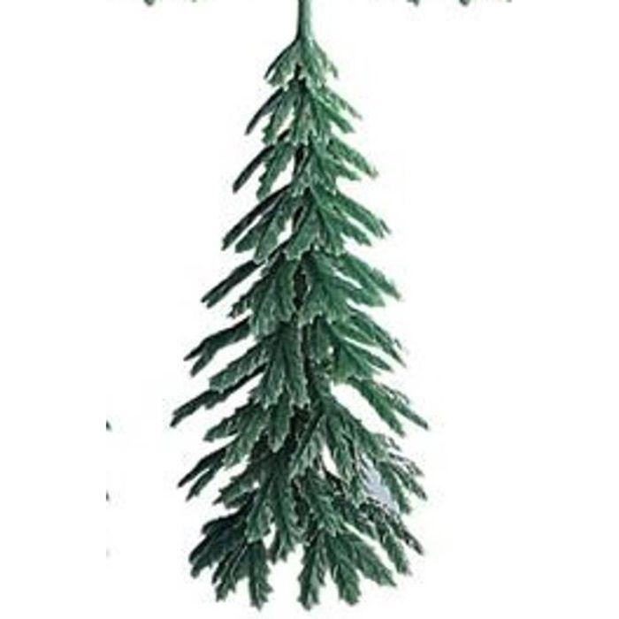 02c077ee2b20e5 Pic décoratif Sapin plastique bûche de Noël 7 cm - Achat   Vente ...