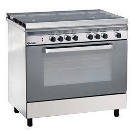 cuisinière à gaz 5 feux vifs - achat / vente cuisinière - piano à