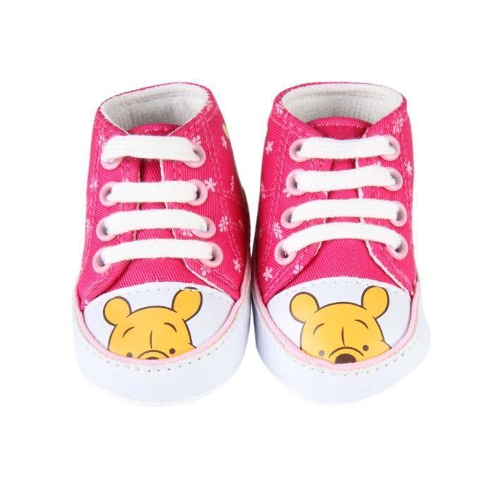 Disney Winnie l'ourson - sneakers - bébé fille - fuschia