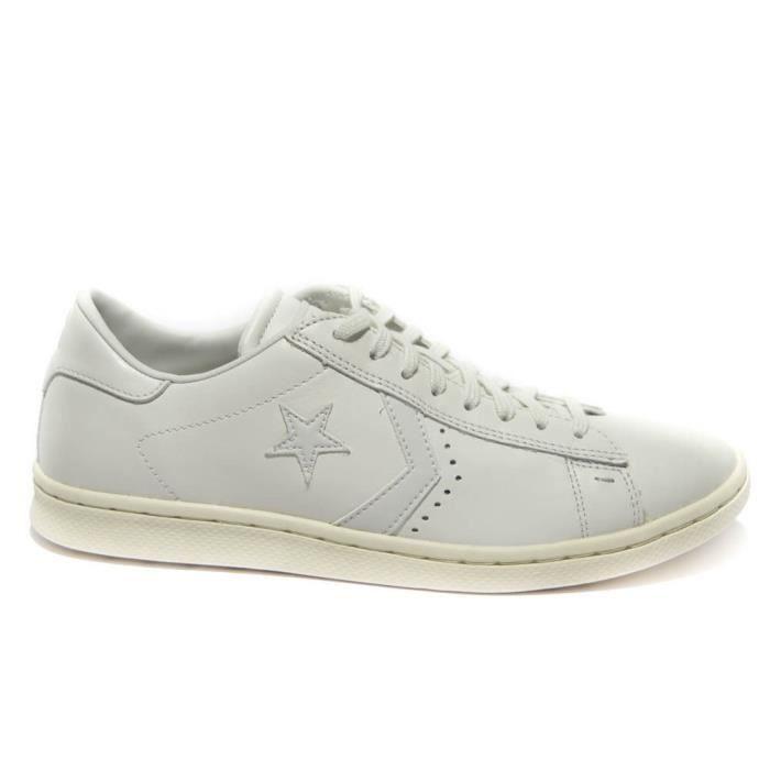 Converse Basket stella mixte cuir blanc dustart.150596c T. 40