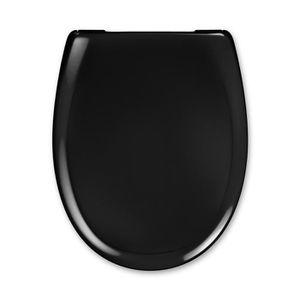 Abattant wc noir - Achat / Vente Abattant wc noir pas cher - Black ...