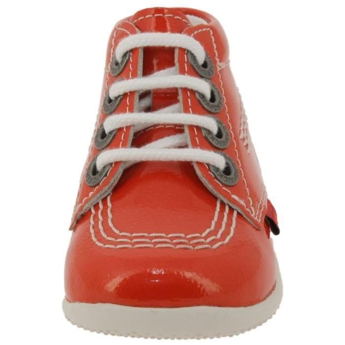 boots / bottines billista filles kickers 351388
