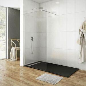 receveur de douche 120x80 resine achat vente receveur de douche 120x80 resine pas cher. Black Bedroom Furniture Sets. Home Design Ideas