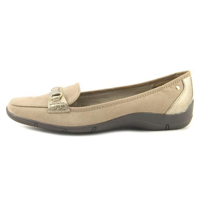 Karen Scott Jazmin Toile Chaussure Plate Jf1yRcdHHW