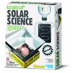 EXPÉRIENCE SCIENTIFIQUE Energie solaire, Kit d'expériences