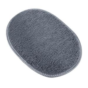 TAPIS 40*60cm Anti-skid moelleux Shaggy surface tapis ma
