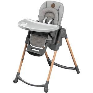 CHAISE HAUTE  Bébé Confort Chaise Haute Minla Essential Grey
