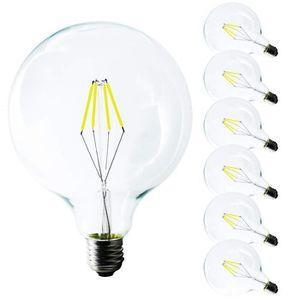 AMPOULE - LED Lot de 6 ampoules LED E27 220 V 4 W = 30 W – Ampou