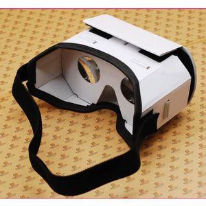 LUNETTES 3D Vococal®  Lunettes de réalité virtuelle En carton