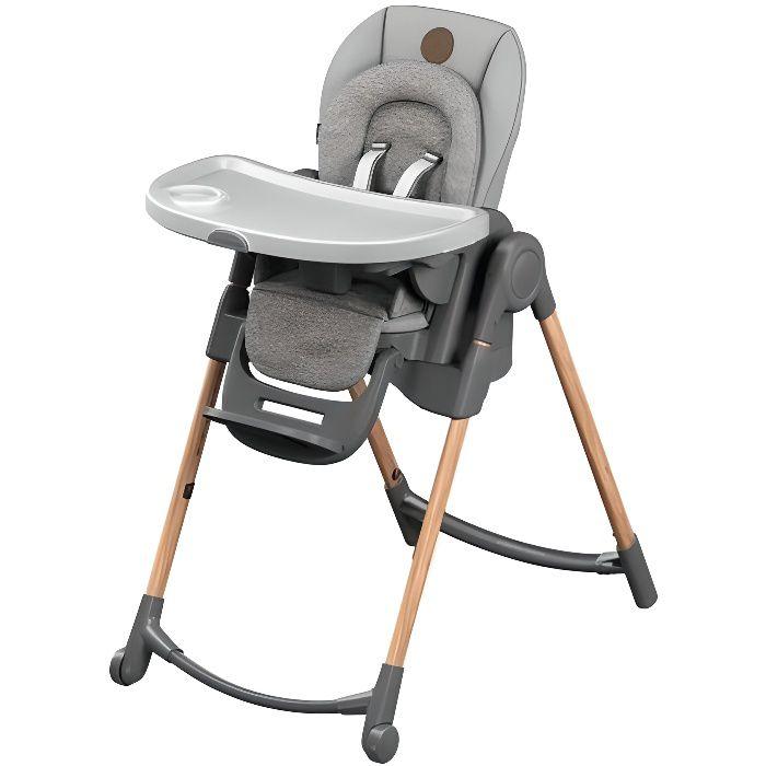 Bébé Confort Chaise Haute Minla Essential Grey