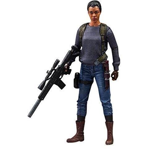 Figurine The Walking Dead TV Version : SashaFIGURINE MINIATURE - PERSONNAGE MINIATURE