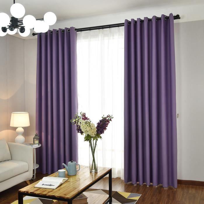 Rideau luminaire pour le salon ou la chambre Store de fenêtre ...