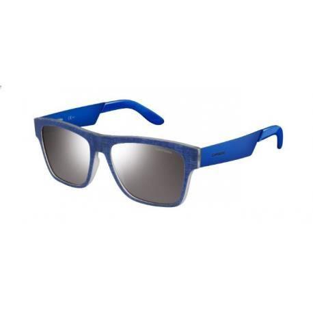 58c2e753ca815f Achetez Lunettes de soleil CARRERA Homme 5002 TX FTZ (U4) bleue ...