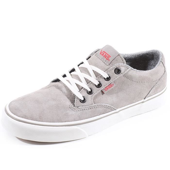 Chaussures Vans Winston grises Casual homme ykA6S