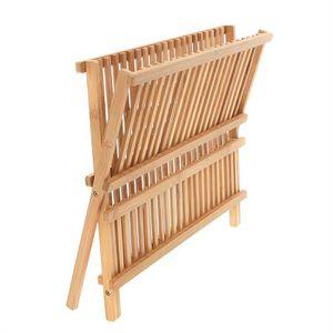 egouttoir en bois achat vente egouttoir en bois pas cher cdiscount. Black Bedroom Furniture Sets. Home Design Ideas
