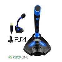 CASQUE AVEC MICROPHONE Casque Gaming pour PS4 Xbox one Gamer avec Micro a