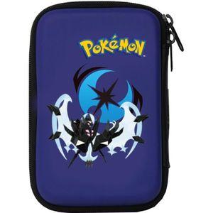 HOUSSE DE TRANSPORT Sacoche Pokémon Soleil-Lune pour Nintendo 3DS