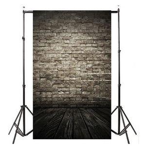 FOND DE STUDIO Vinyle Bois Mur Photographie Plancher studio Prop