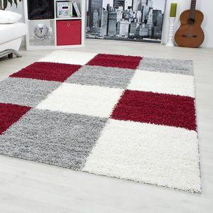 TAPIS Moderne tapis design Shaggy tapis à longs poils ca
