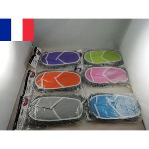 SERPILLIÈRE Lot de 2 X Paire Patins Chenille Chaussons Balai S