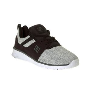 SKATESHOES Chaussures Femme DC Heathrow - Special Edition Noi