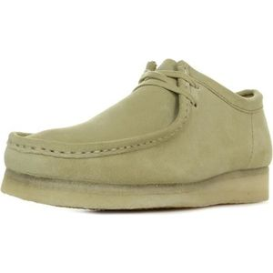 CHAUSSURES BATEAU Chaussures Clarks Wallabee Maple Suede