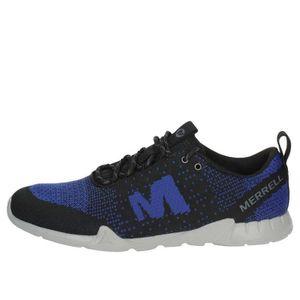 BASKET Merrell Petite Sneakers Homme Bleu/Noir, 42