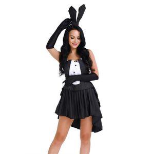 Femme Pas Cher Vente Lapin Achat Pyjama j4LR5A
