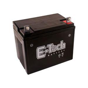 TONDEUSE Batterie 12V 22Ah (+ pôle droite) adaptéà MTD LE1
