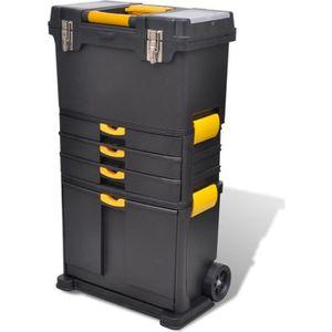 BOITE A OUTILS Trolley à outils / Servante / Valise de rangement