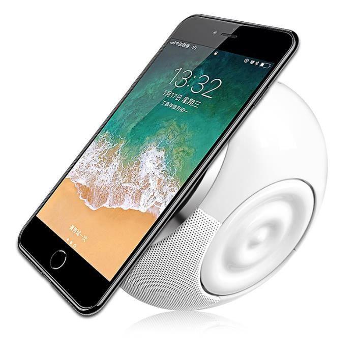 Bluetooth Musique Sans Fil Haut-parleur Portable De Charge Stereobass Subwoofer Sky164