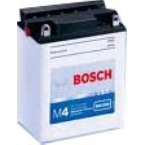 BATTERIE VÉHICULE Batterie moto Bosch 12V 12 Ah 120 A Réf: 0092M4F30