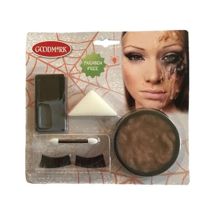 Cire Brûlure Vente Achat Halloween Kit De Maquillage lwPkTXZOiu