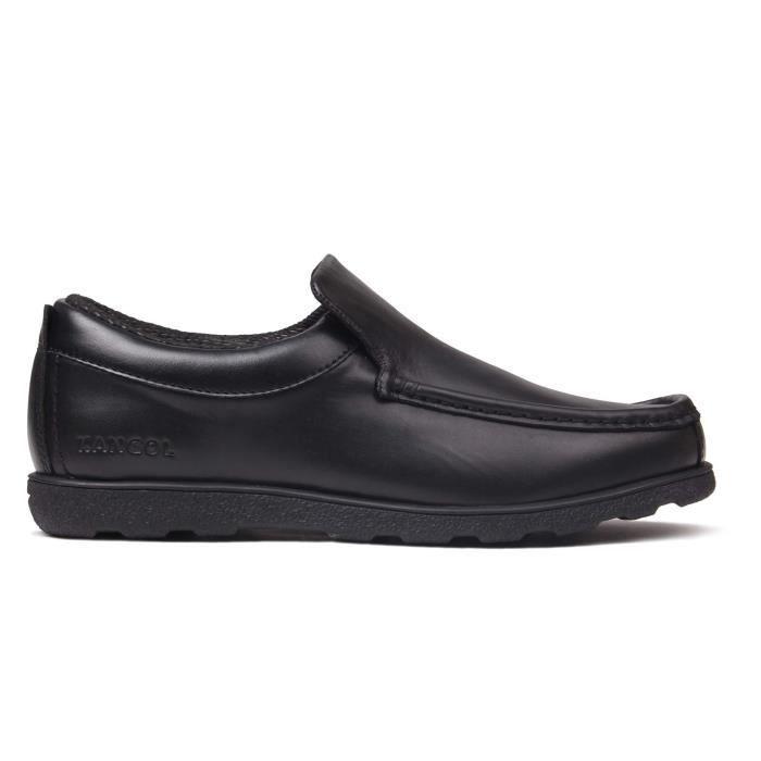 Kangol Waltham Slip Homme Chaussures Mocassins En Cuir oS2X4xkC