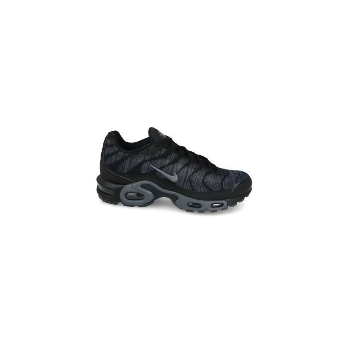 nouveau style 4211f 5bf10 Basket Nike Air Max Plus Jacquard - 845006-003 - AGE - ADULTE, COULEUR -  NOIR, GENRE - HOMME, TAILLE - 42,5