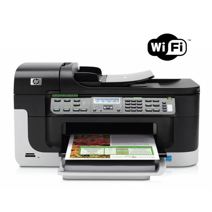 hp officejet 6500 4 en 1 wifi prix pas cher cdiscount. Black Bedroom Furniture Sets. Home Design Ideas