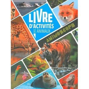 LIVRE JEUX ACTIVITÉS Le livre d'activités