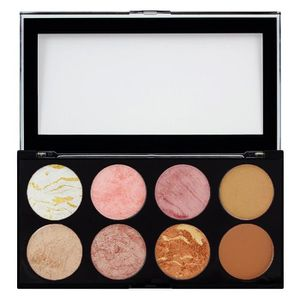 PALETTE DE MAQUILLAGE  Makeup Revolution - Palette Contour et Blush - Gol