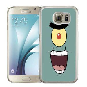 COQUE - BUMPER Coque Samsung Galaxy S5 Mini : Bob Eponge Plankton