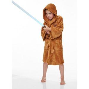 PEIGNOIR Star Wars - Peignoir de bain polaire enfant Jed…