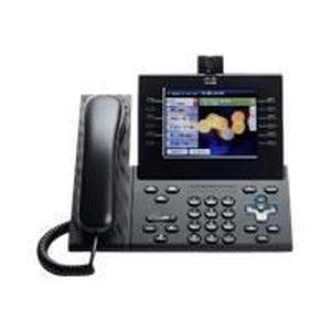 Téléphone fixe CISCO UNIFIED IP PHONE 9971 SLIMLINE - IP-VIDEOTEL