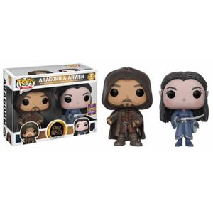 FIGURINE - PERSONNAGE 2 Figurines Funko Pop! The Lord of The Rings : Ara