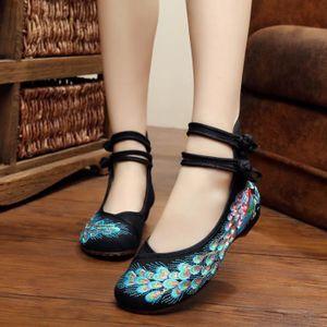 BALLERINE Ballerines Chaussure  Femme, Peacock chaussures br